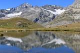Zermatt. Hiking around the Schwarzsee area