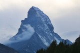 Evening light on the Matterhorn