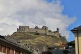 Sion. Tourbillon Castle