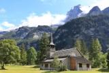 Kandersteg. Evangelisch-reformierte Kirche