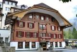 Kandersteg. Hotel Victoria-Ritter