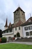 Spiez Castle. Schloss Spiez