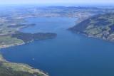 Lake Zug (View from Mount Rigi)