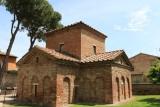 Ravenna. Mausoleo di Galla Placidia