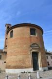 Ravenna. Chiesa di Santa Giustina