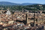 Firenze. View from the top of the Campanile