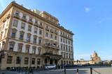 Firenze. Piazza Ognissanti