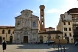 Firenze. Chiesa di Ognisanti