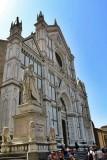 Florence. Santa Croce