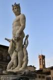 Firenze. La Fontana del Nettuno