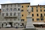 Lucca. Piazza Napoleone
