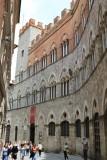 Siena. Palazzo Chigi Saracini