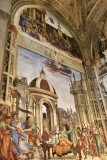 Firenze. Santa Croce Chapels