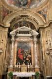 Ravenna. Duomo Capella Aldobrandini del SS.Sacramento