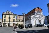 Lucca. Santa Maria Forisportan