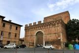 Siena. Porta Romana