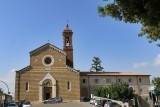 Montepulciano. Chiesa e Convento S.Ganese