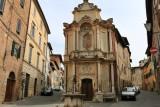 Siena. Via di San Marco