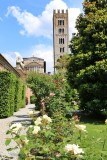 Lucca. Palazzo Pfanner y Basilica di San Frediano