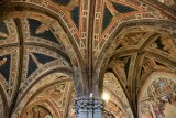 Siena. Duomo Battistero