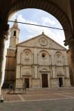 Pienza. Cattedrale dell´Assunta