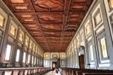Firenze. La Biblioteca Medicea Laurenziana