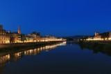 Firenze. Fiume Arno (River Arno)