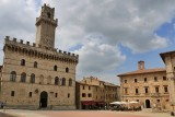 Montepulciano.  Piazza Grande