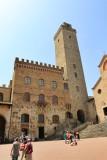 San Gimignano.Torre Grossa