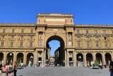 Firenze. Piazza della Repubblica