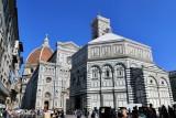 Firenze. Piazza del Duomo