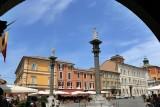 Ravenna. Piazza del Popolo