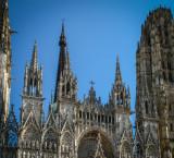 Cathédrale de Rouen, détails