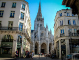 Eglise St Maclou à Rouen
