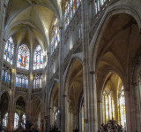 church of St Ouen, Rouen