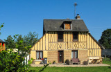 une vieille maison Normande