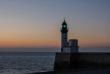 Le Treport, lighthouse
