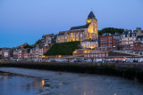 Le Treport by night