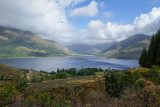 loch Duich, after a shower