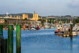 Le Tréport, le port