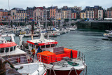 Dieppe, fishing port