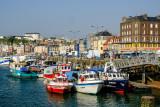 Dieppe, le port de pêche
