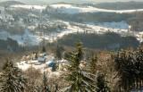 Vosges Mountains - la ligne bleue des vosges.