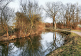 le canal à Wolfisheim