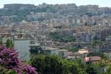 Napoli, view from Capodimonte - 3538