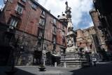 Obelisco di San Gennaro - Via dei Tribunali - 0336