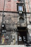 Piazza Cardinale  Sisto Riario Sforza, Via dei Tribunali - 0337