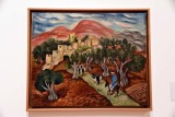 Pastorale. Ein Karem Landscape (1928) - Israel Paldi - 2596