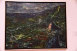 Mount of Olives at Night (1942) - Mordecai Ardon - 2603