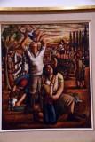 Sabbath at the Kibbutz (1947) - Yohanan Simon - 2624